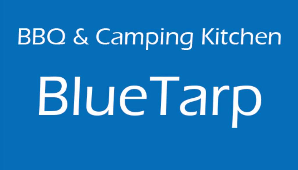 BlueTarpロゴ