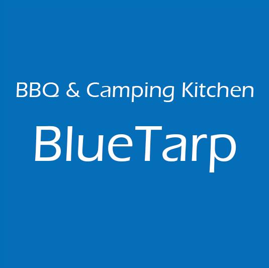 Blue Tarp ブルータープ
